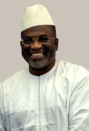 Ousmane Badiane, Président exécutif, AKADEMIYA2063